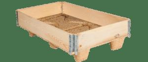 presswood opzetrand 800 x 600 mm
