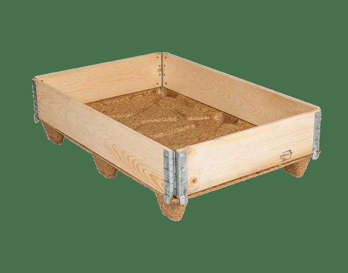 presswood opzetrand 800×1200 mm