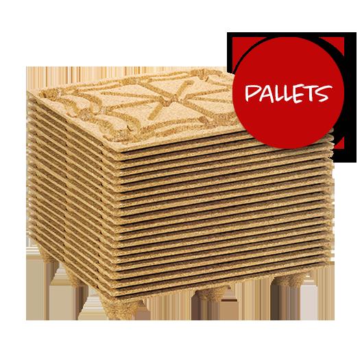 pallets Presswood